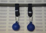 Шары СИЛАРУКОВ для подтягиваний (диаметр 80 мм) со стропой-креплением.