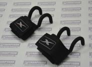 Крюки-зацепы страховочные для тяги с нейлоновым напульсником