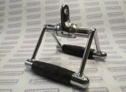 Ручка обрезиненная для параллельного узкого хвата
